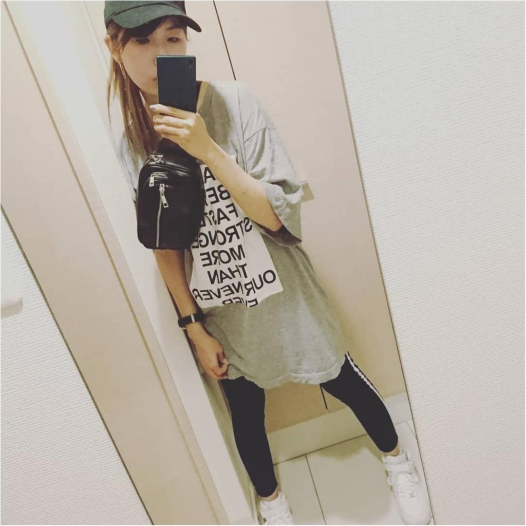 《2018年トレンドNo.1バッグ》意外とどんな服にも合う?!【ウエストポーチ】_2