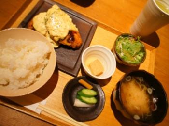 《ご当地MORE✩東京》行列必至!【代官山】のごはんや『一芯』で絶品和食ランチ❤️