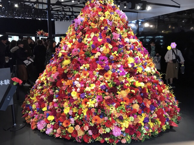 【POLA】1万輪のフラワーツリーがお出迎え!「B.A」体感イベントに行ってきました♡_2