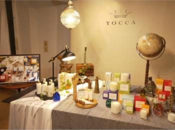 """【TOCCA VOYAGE新製品発表会】毎日の生活を豊かにするための""""発見の航海""""へと誘うシリーズ♡"""