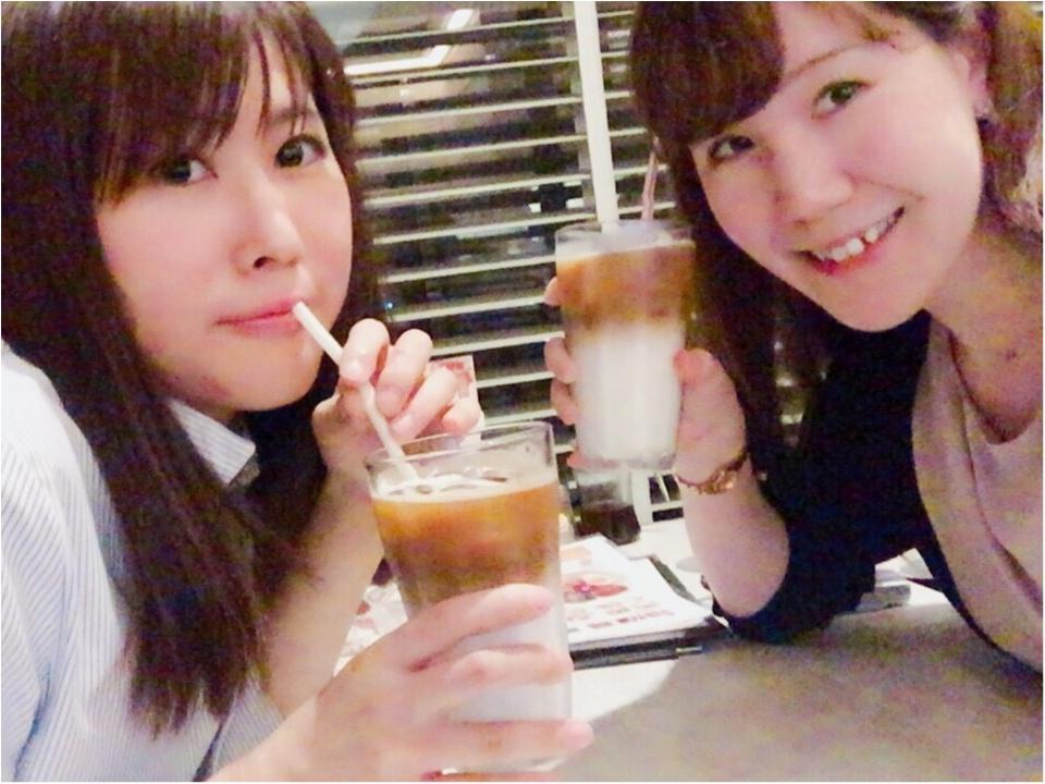 #チョコミン党 活動日誌♡シナモンズのチョコミントパンケーキは生地もさわやか!-本日のモアハピ女子会-_4