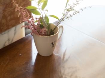 結婚式のエントランス装飾~My Home~