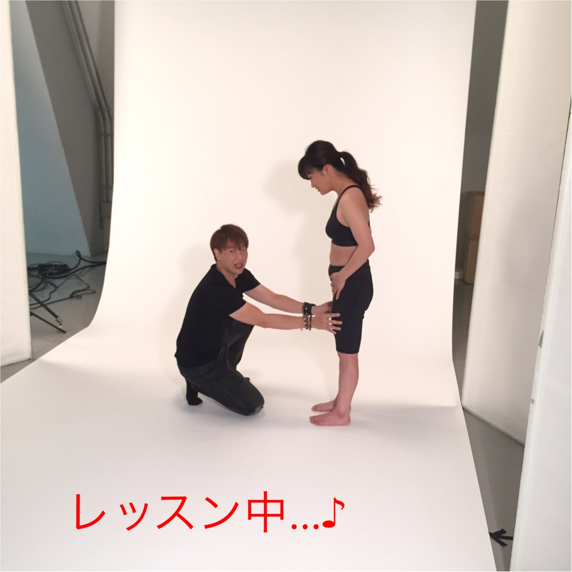 メリハリボディを目指して…♡  小倉義人先生のレッスンがスタート!【#モアチャレ 7キロ痩せ】_2_1