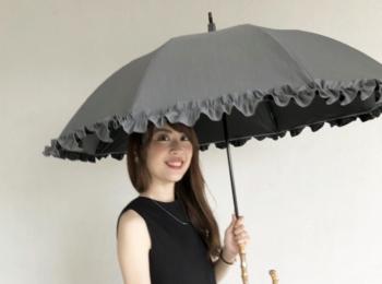 日焼け対策は大丈夫?【紫外線100%カット】この夏はサンバリア100の日傘で乗り切る!