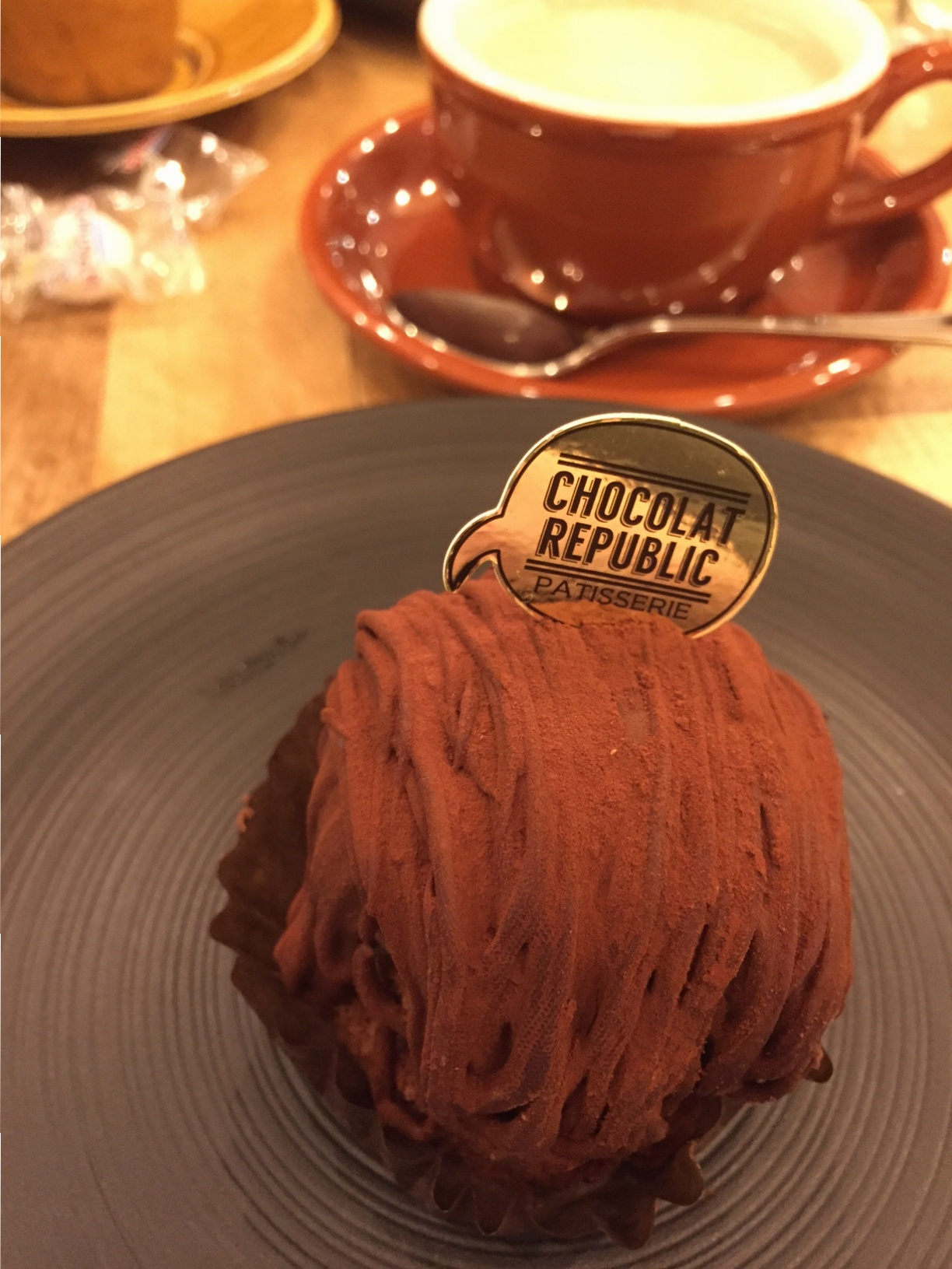神戸ならではの洋菓子文化を感じられるカフェ♡ChocolatRepublic_6