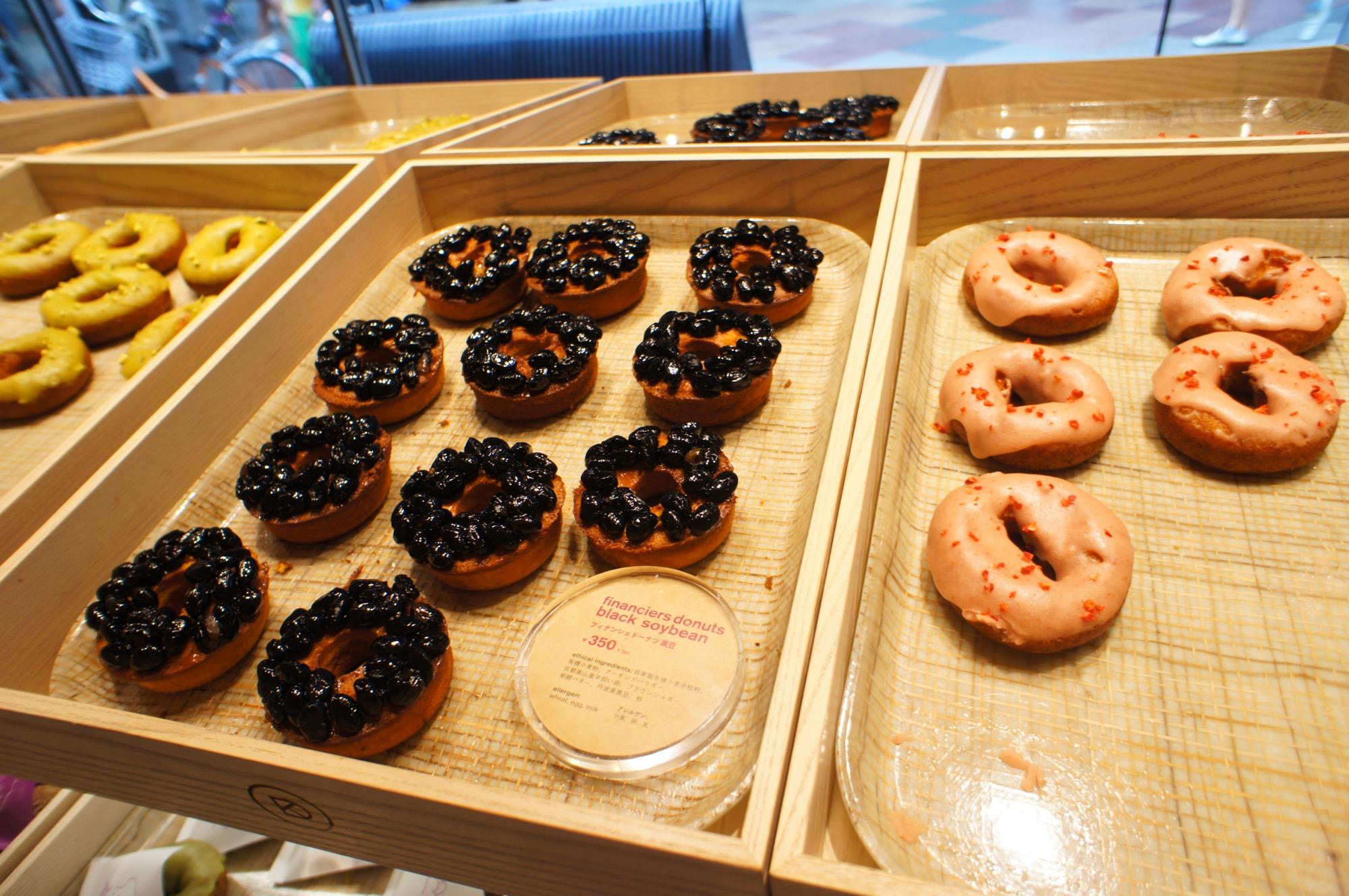 《ご当地MORE✩京都》おしゃれすぎる❤️と話題!【koe donuts kyoto】へ行ってきました☻_3