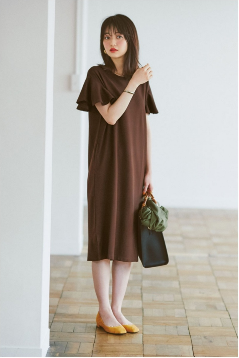 秋を感じ始める時季にぴったりな【秋色】コーデ20選  | ファッション_1_2