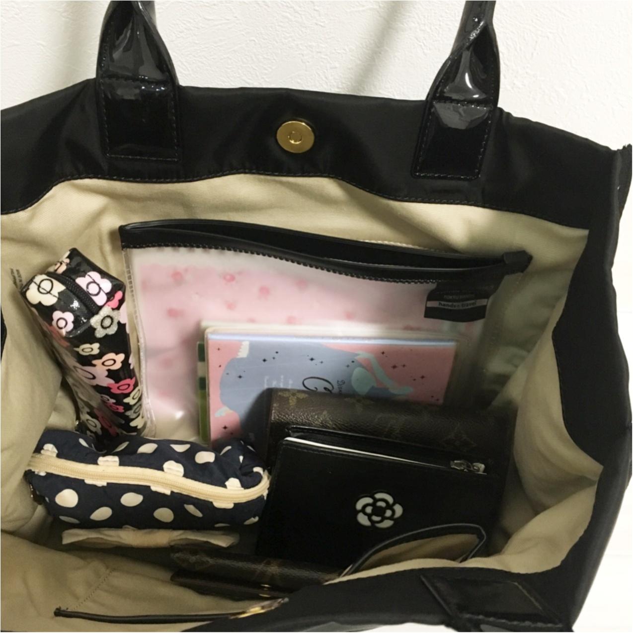 お仕事バッグ♡ シンプルでかわいいバッグ買っちゃいました ♡_4
