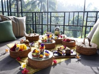 バリ女子旅に!『星のやバリ』の「空中ガゼボ朝食」がおすすめ♡ ジャングルを見下ろしながら、絶品朝食を味わおう!!
