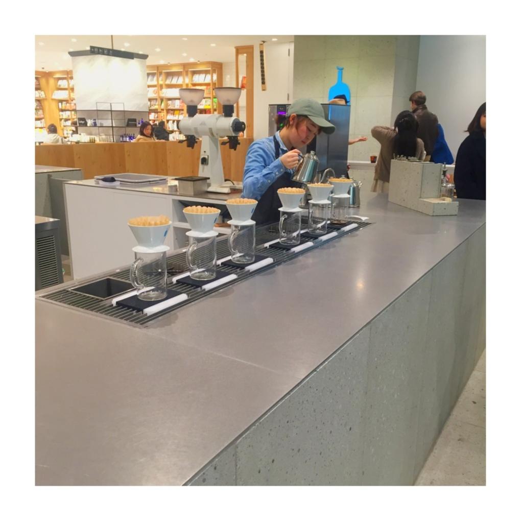 """《""""コーヒー界のアップル""""ブルーボトルコーヒーの私的おすすめポイント》お休みの日に*仕事の一服に*作業時に*_5"""