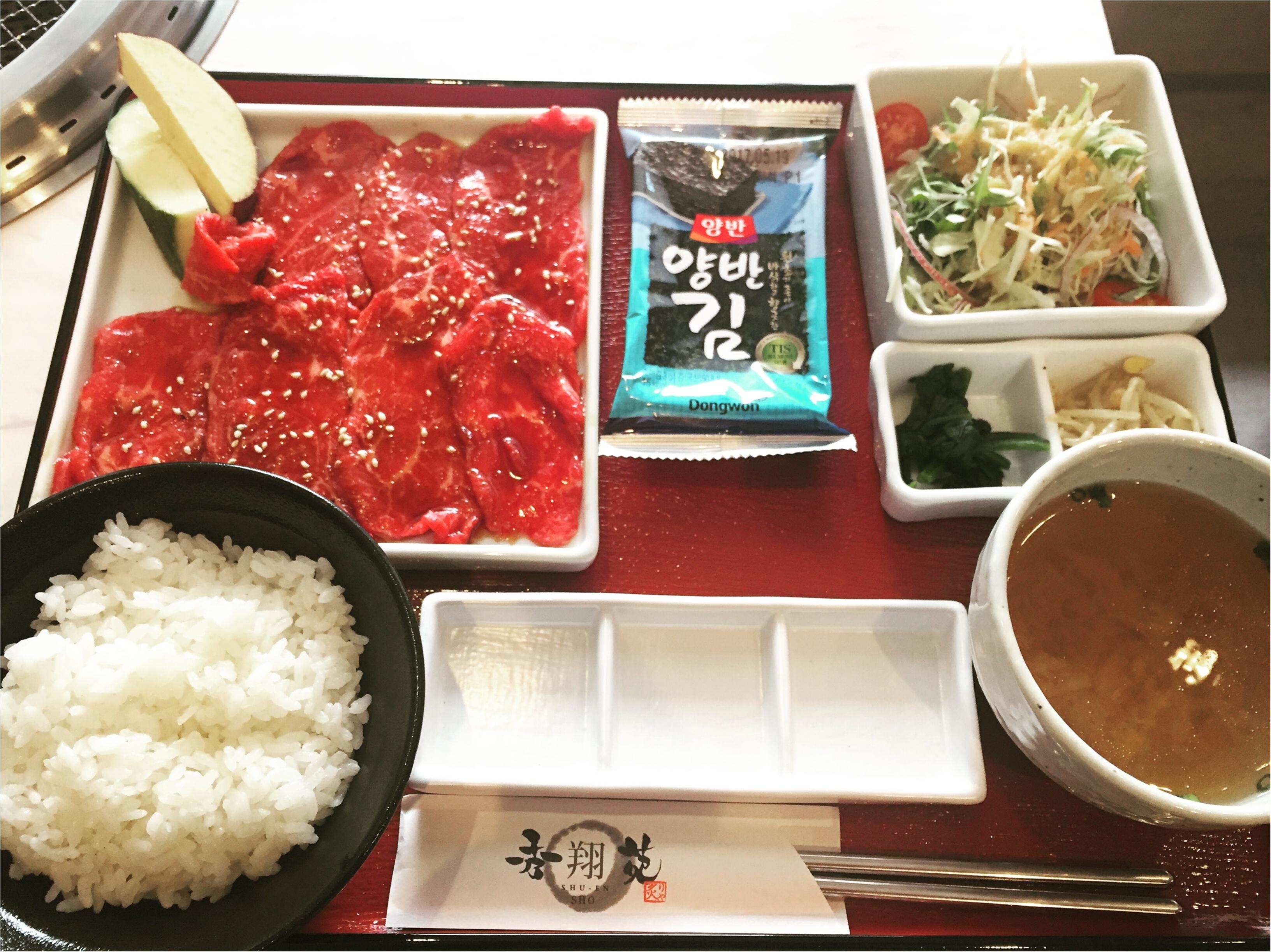 【恵比寿・焼肉】宮崎牛指定店で焼肉ランチ¥1,000〜✨≪samenyan≫_4