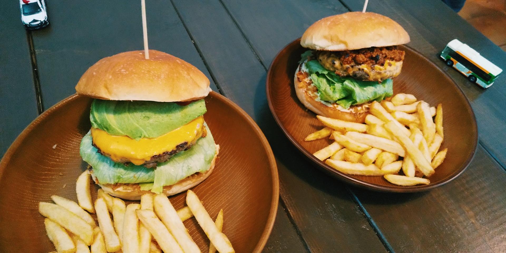 【神奈川、茅ヶ崎にあるおすすめハンバーガー店】SUBURBAN GRILL 味も価格もに100点満点!!_2