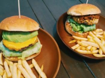 【神奈川、茅ヶ崎にあるおすすめハンバーガー店】SUBURBAN GRILL 味も価格もに100点満点!!
