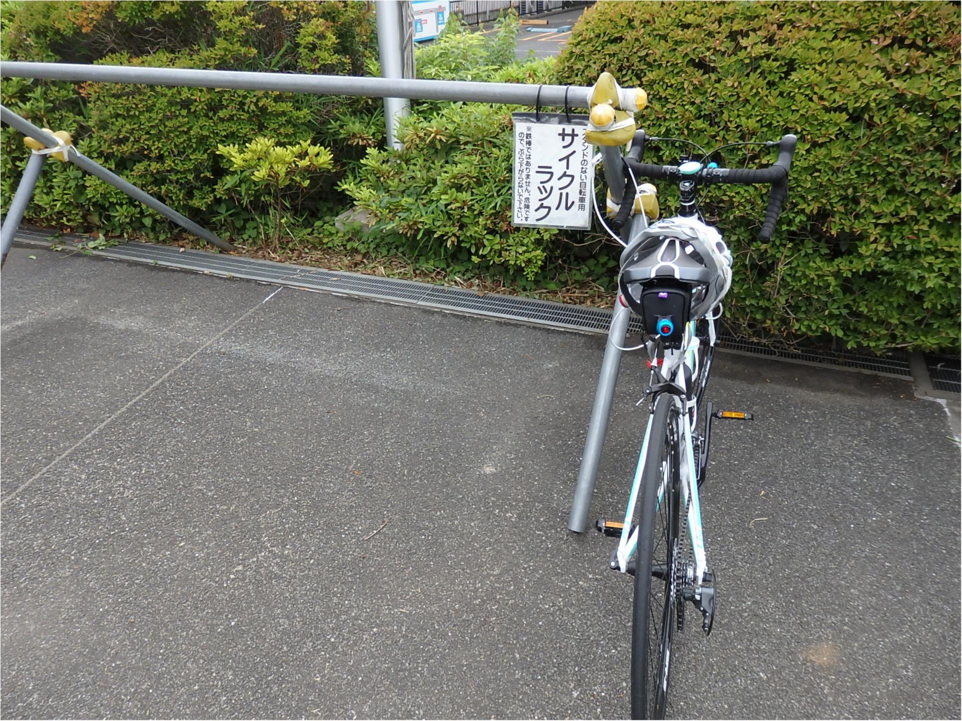 <自転車で朝活♪>1時間早く起きて、行きたかったパワースポットへ #ツール・ド・東北【#モアチャレ あかね】_3