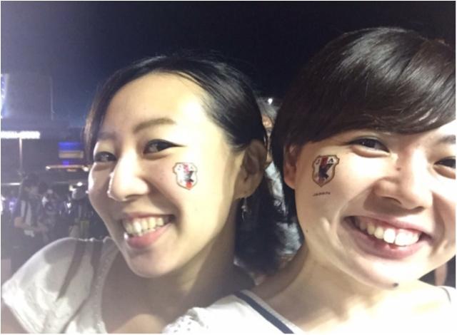 サッカー日本代表の勝負メシを食らって応援だぁ〜〜〜!_5
