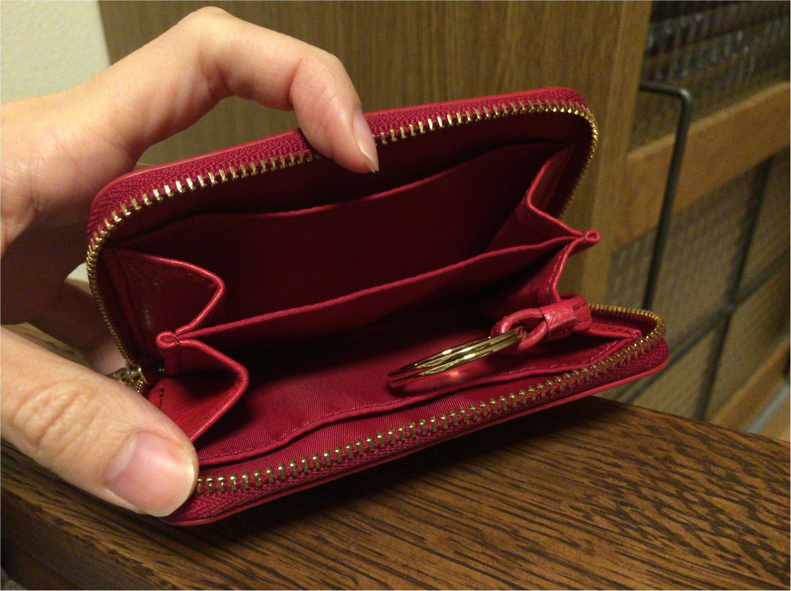パーティーも普段使いも◎《TORY BURCH》アウトレットで見つけたお目立ち【財布ケース】♡_2