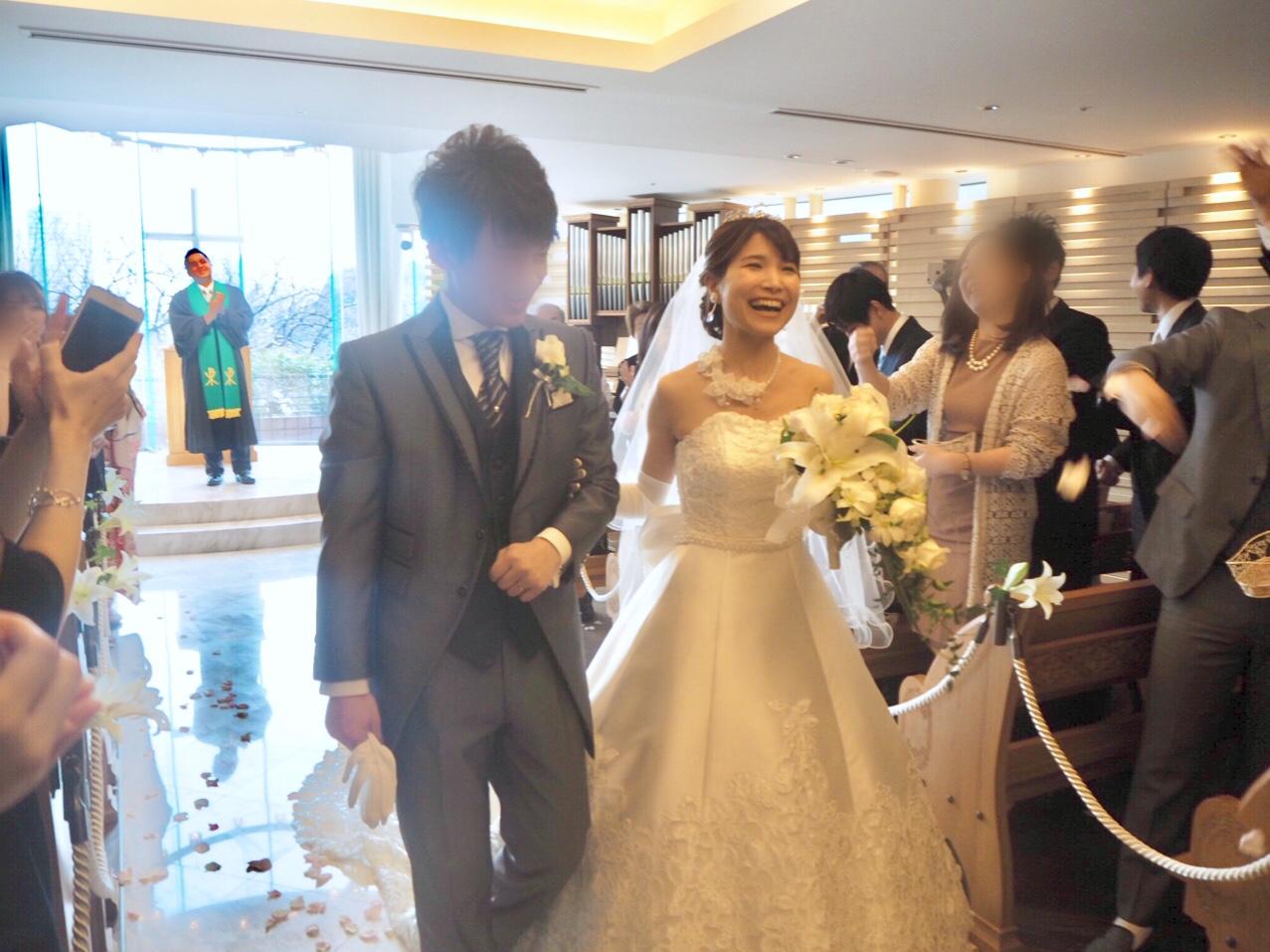 【椿山荘】Reina❤️ちゃんの和やか結婚式_9