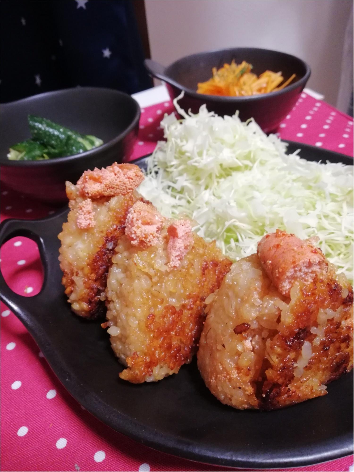 ごちそうおにぎりで大人気のTesshiさんのレシピを再現してみました!_1