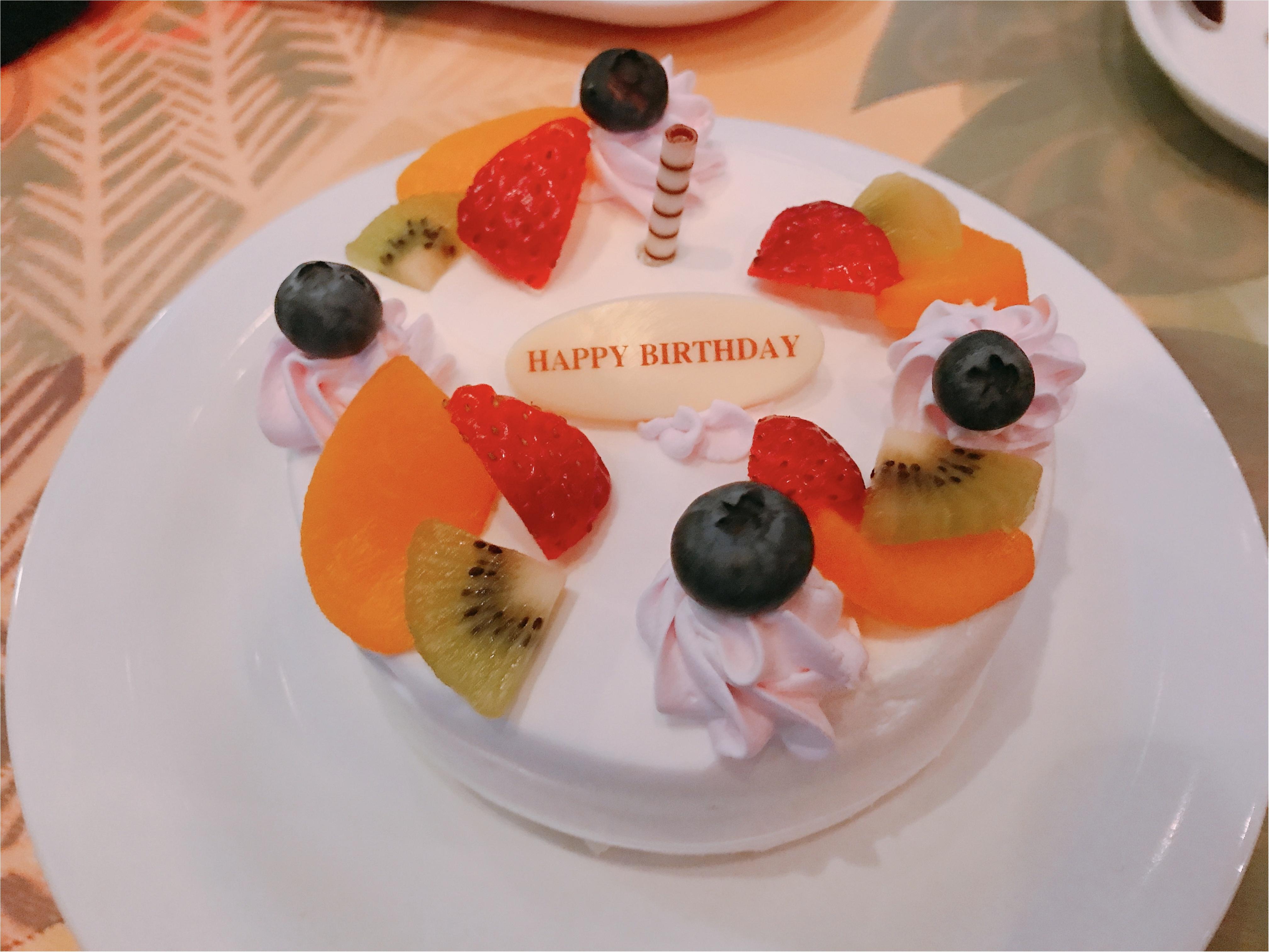 【ディズニーランド】で誕生日サプライズをするならココ!特別なバースデーケーキがある唯一のレストラン★_4