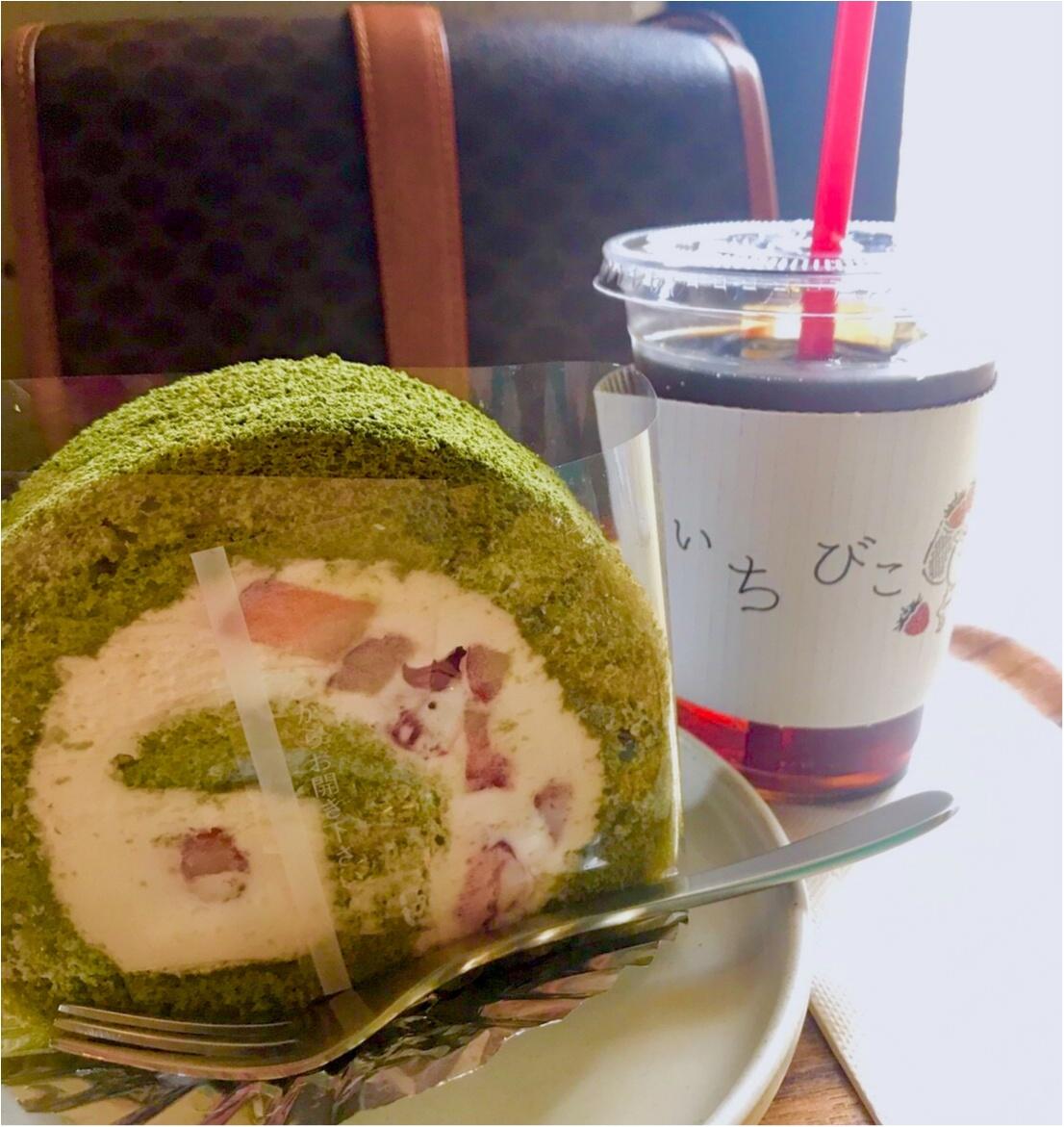 いちご好きなら必見!いちごのケーキ専門店(*^ω^*)_2