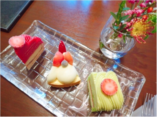 冬でも食べたい!【表参道・glaciel-グラッシェル-】可愛くて絶品なアイス〇〇〇❤️_2