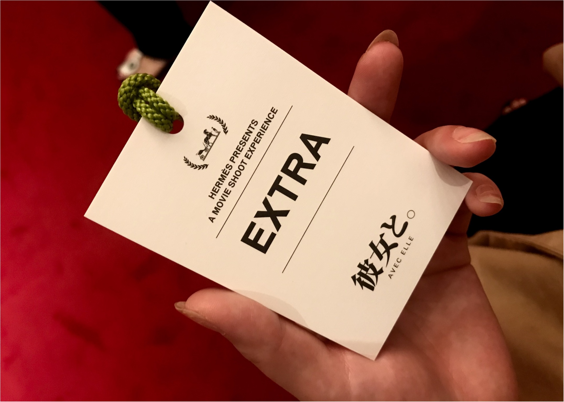 """【HERMES展】六本木で開催中の展示会"""" 彼女と。"""" シネマ体験で映画の世界へ入り込む!_3"""