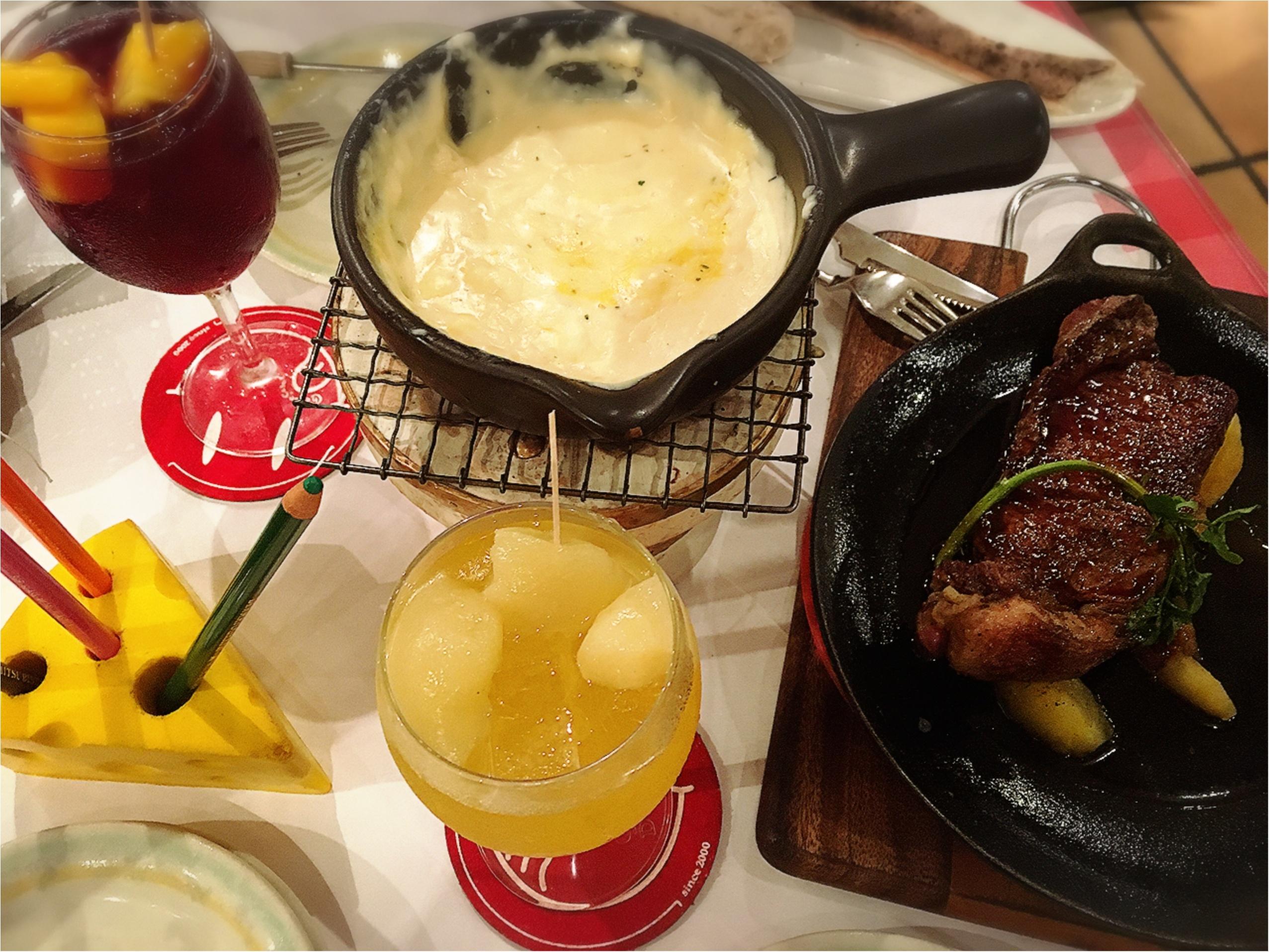 予約が取れない人気店!横浜チーズカフェに予約なしで入れちゃいました‼︎_5