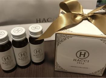 【プレ花嫁注目♡】HACCIの美容ドリンクがすごい!