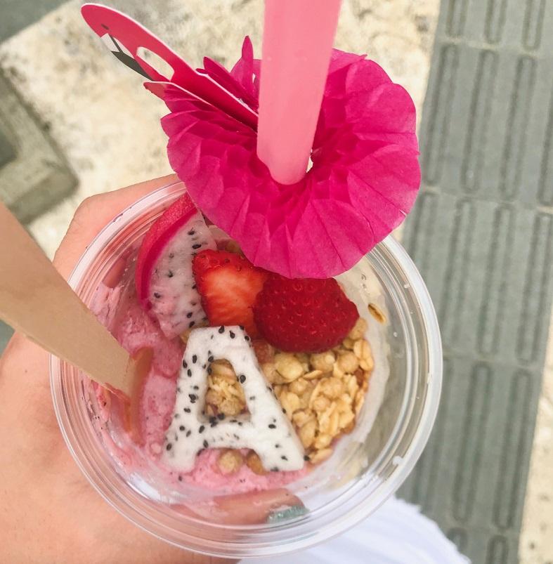 【沖縄女子旅】国際通りのかわいいカフェ♡ おしゃれスムージーと絶品サンドイッチのお店、教えます!_5