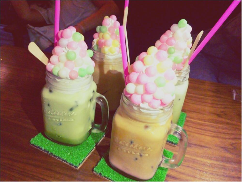 新宿のかわいいカフェ♡スイーツ♡紹介します!【カフェ巡り】_2