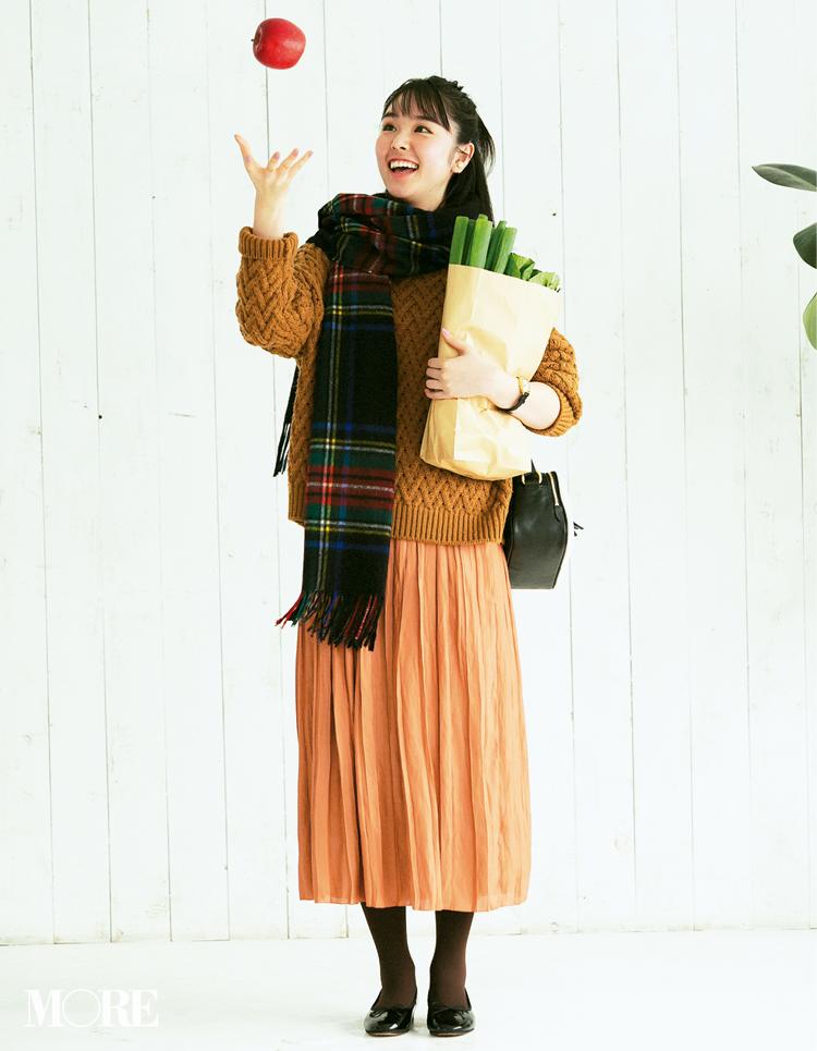 冬のおすすめ【ストールコーデ】 | 20代ファッション・レディース・おしゃれ_1_2