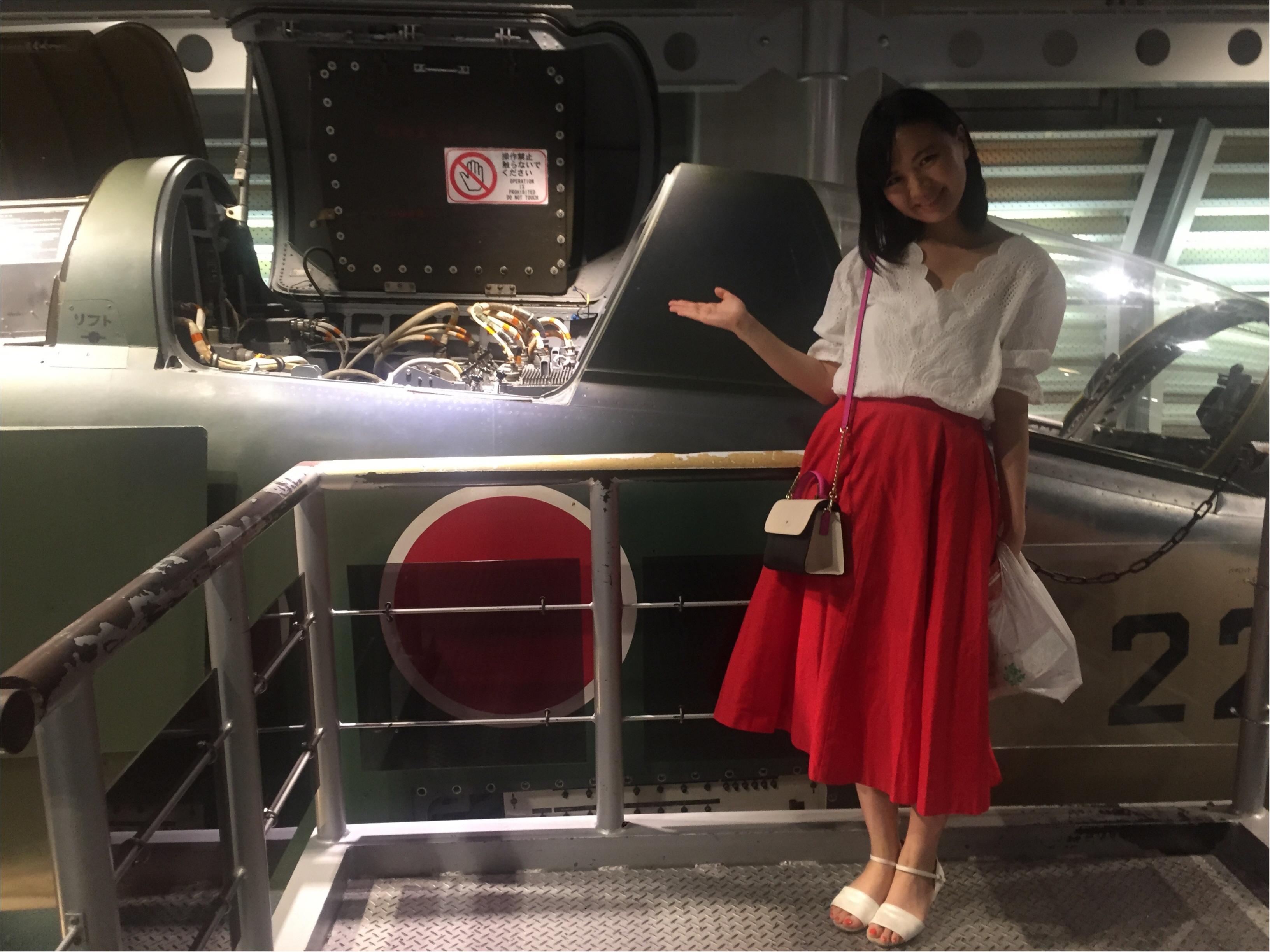 モアハピ世代もお勉強!航空自衛隊浜松広報館(エアーパーク)が面白い!!_3
