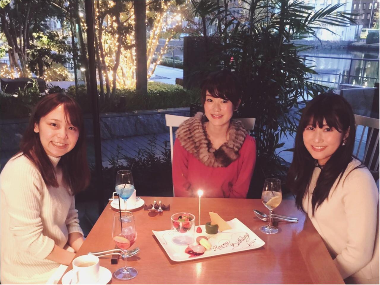 パレスホテル東京の贅沢ランチ!こんなに高級なフライドポテト食べたことある?【MORE3月号】_9