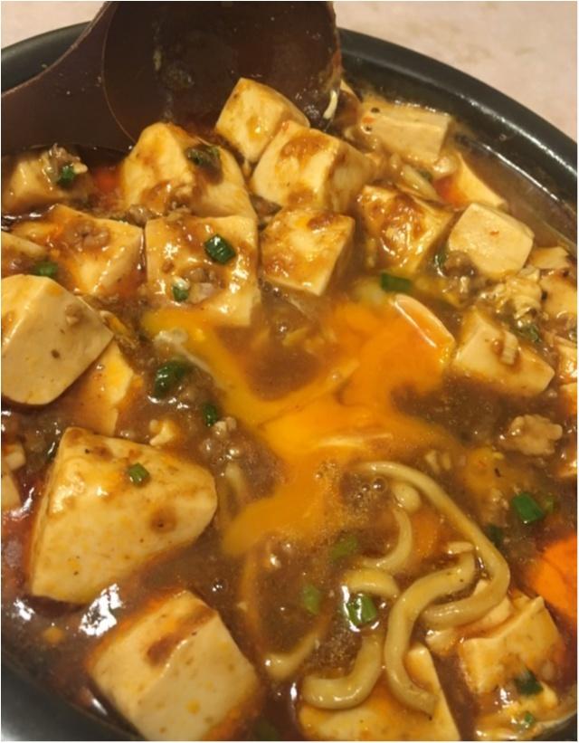 【また食べたい】佐藤ありさちゃんも食べていた美味しすぎる麻婆麺。_8