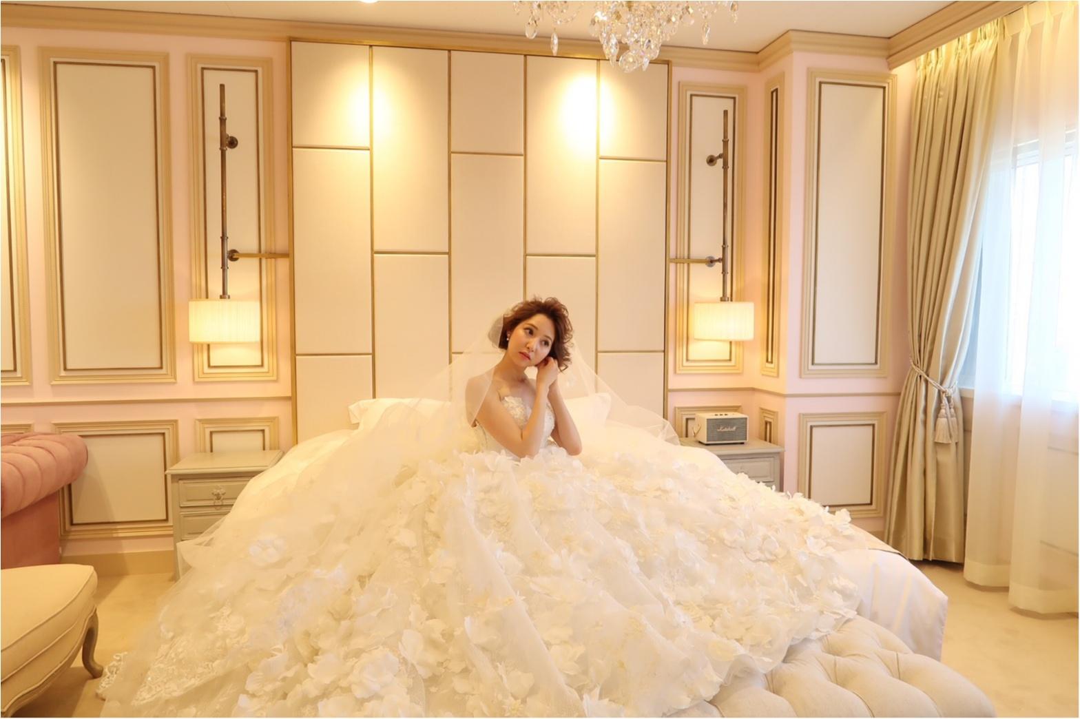 結婚式特集《ウェディングドレス編》- 20代に人気の種類やブランドは?_6