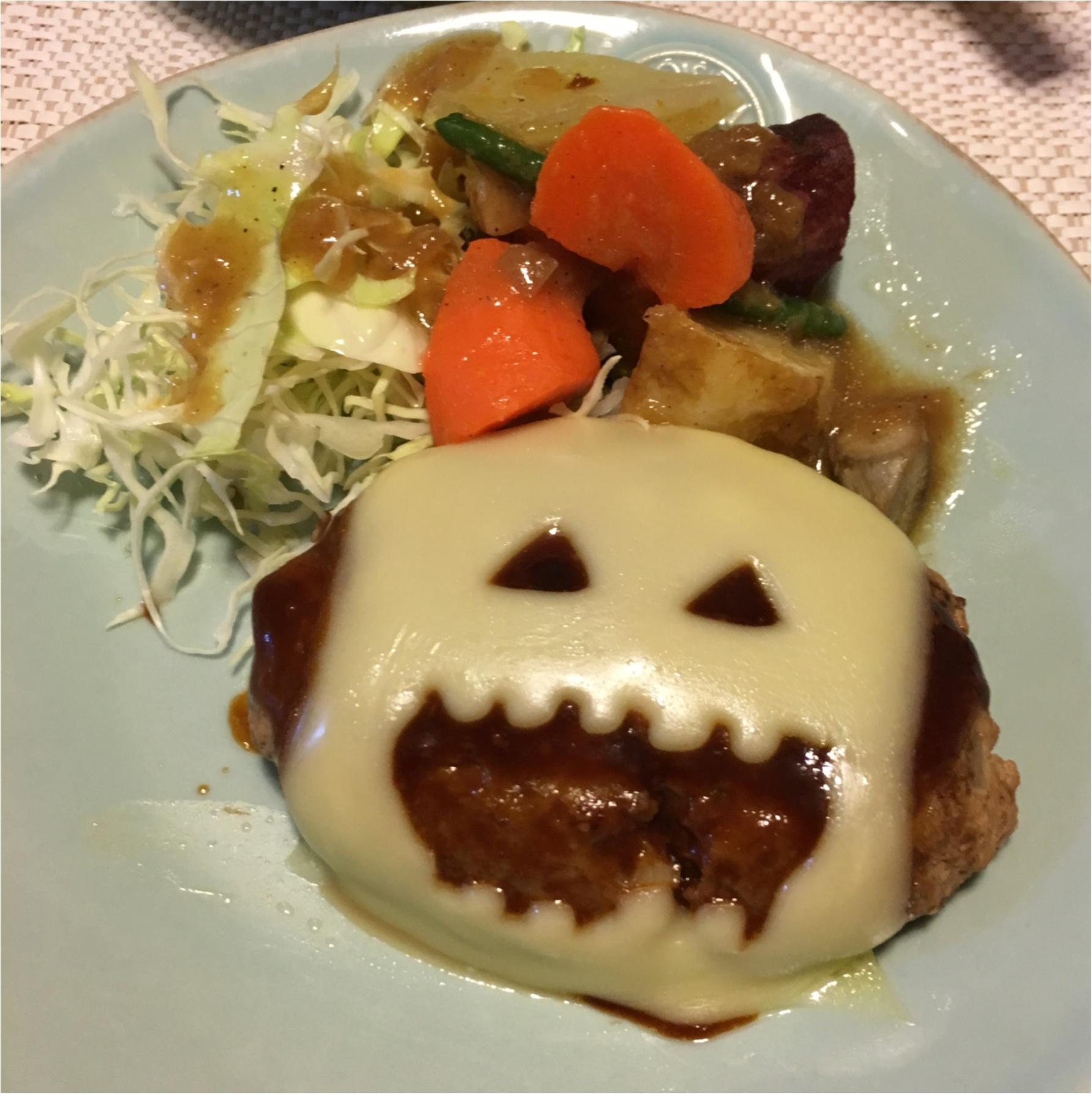 簡単de可愛い♡チーズ&爪楊枝でご飯も可愛く♡_1