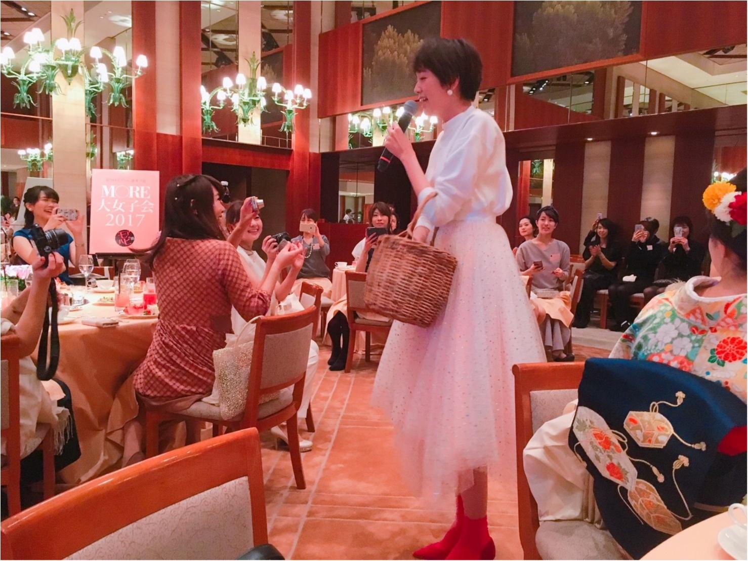【MORE大女子会】読めばあなたもキラキラ!?♡パークハイアット東京で夢のよな素敵時間レポート!_15