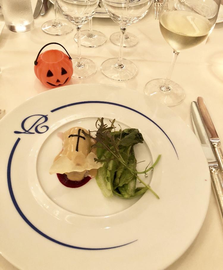 【西麻布】お洒落なレストラン ハロウィンパーティーに行ってきました♡_5