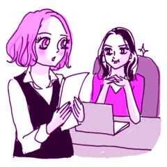 オフィスで使える「女子コミュ」技(4) VS.女性上司