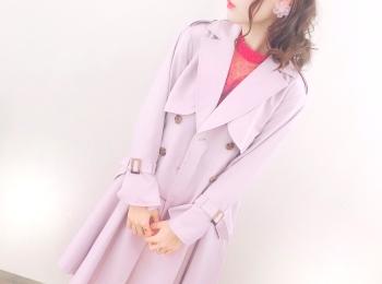 【れいかのヒロインコーデvol.2】シャッターチャンスの多い日はラベンダーとピンクで仕上げて♡