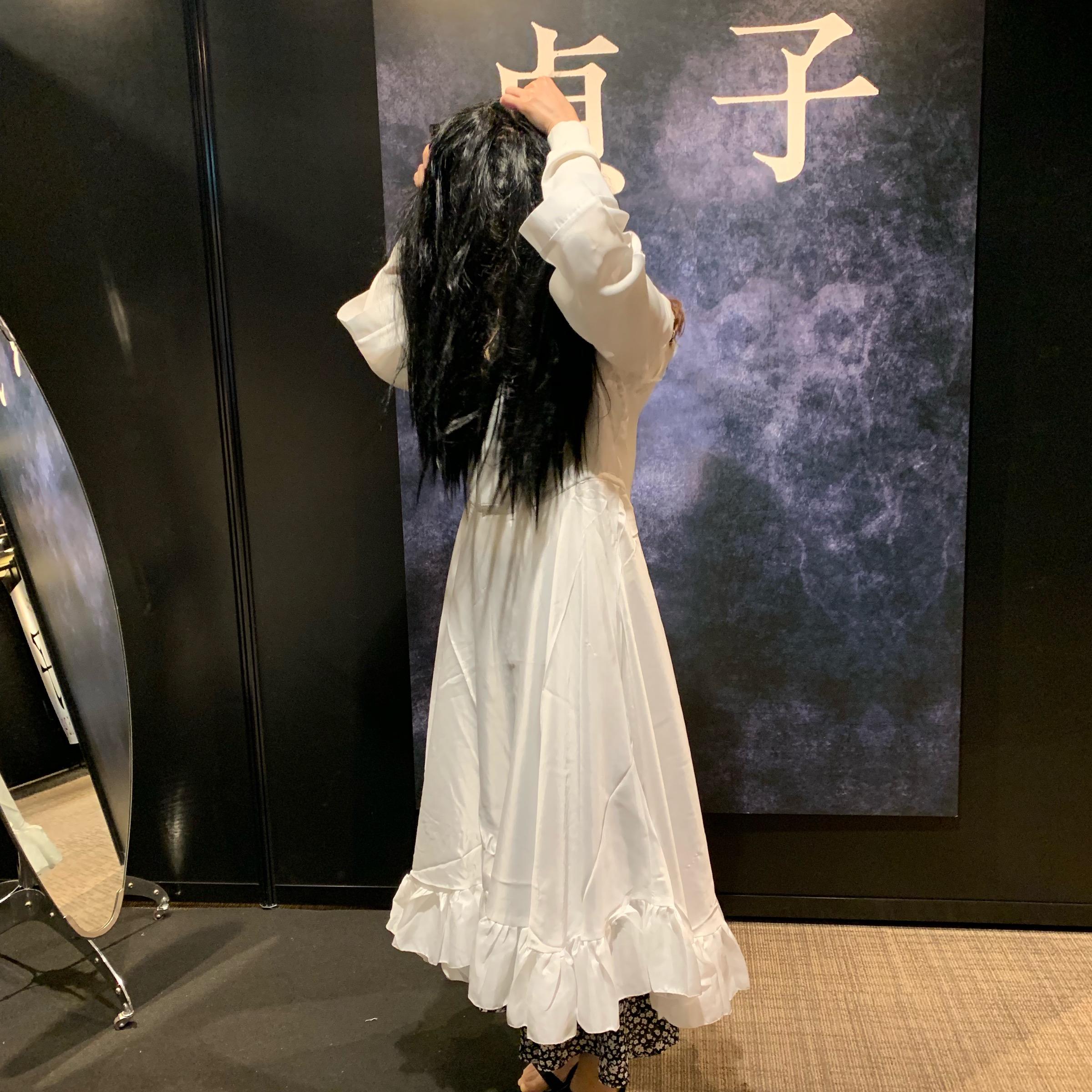 《思わずヒヤッ?!》なインスタ映え 貞子展で貞子体験してきた!_6