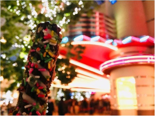 《USJクリスマス》クリスマスショーの「天使のくれた奇跡」がグランドフィナーレ♡_11