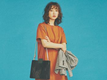 『GU』ワンピや映えるバッグ、内田理央が魅せる夏ブラも見逃せない♡【今週のファッション人気ランキング】