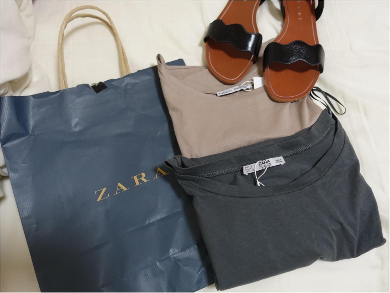 【ZARA】SALEアイテムが破格!!これから使えるものや、あの時狙っていたアイテムが売ってるかも?!_1
