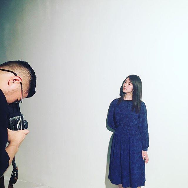 【唐田えりかの撮影オフショット】『凪のお暇』に出演中! からたんの天使のような笑顔♡_1
