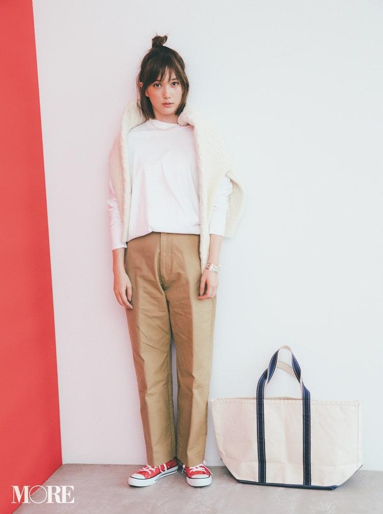コンバースのスニーカー特集 - 20代ファッション(レディース)   おすすめのコーディネートまとめ_10