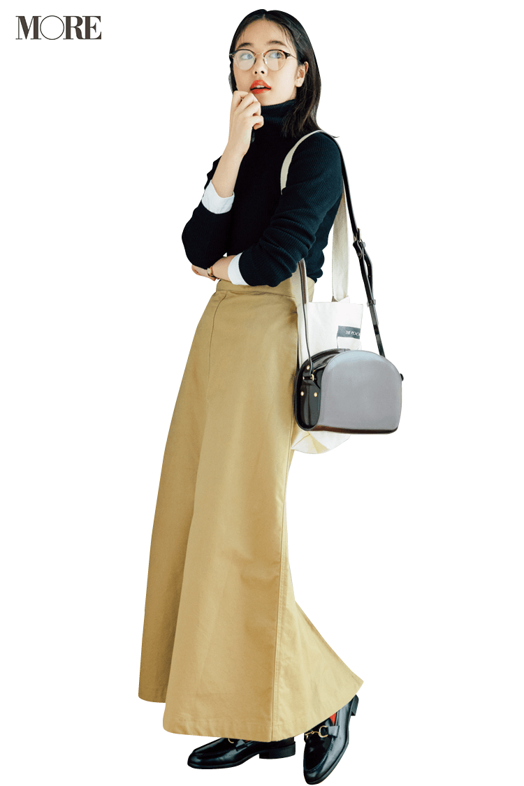 2018年秋のファッション ニット35