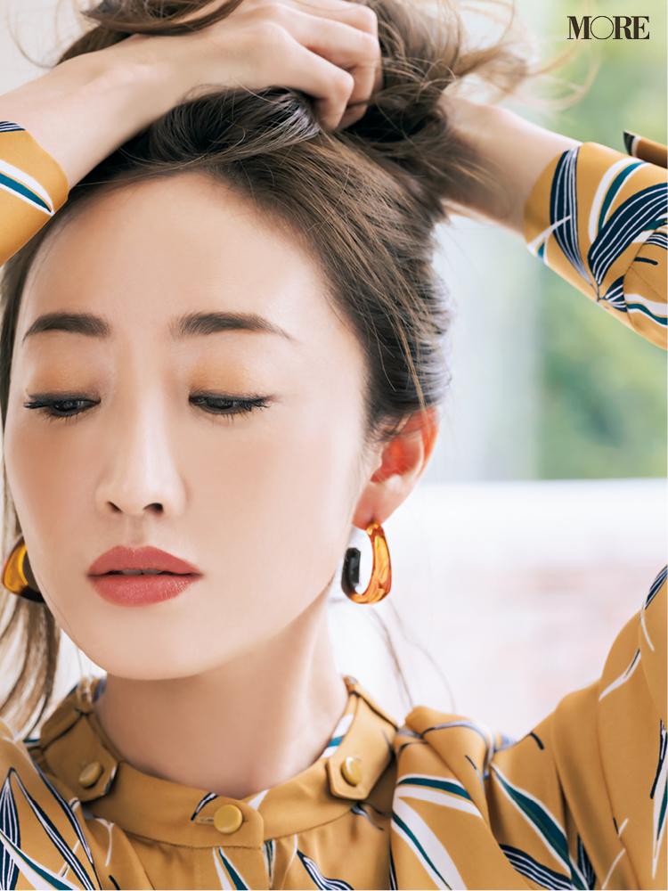 美容家・神崎恵さんが語る「眉の大切さ」と「アップデートすべき理由」とは? 愛用の美眉アイテムも公開!_4
