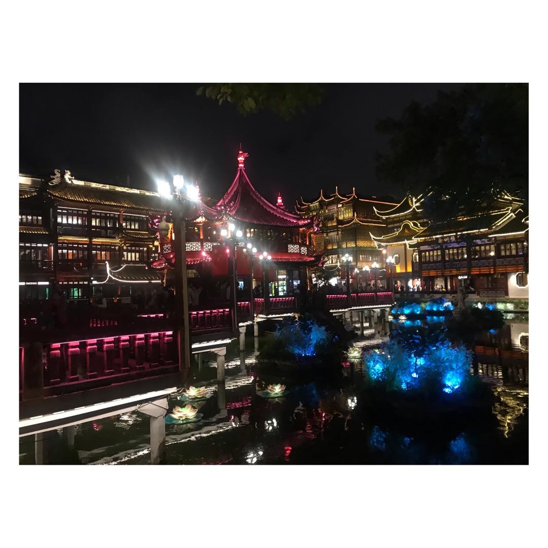 意外!三連休で行けちゃう、楽しい上海旅行♡_1