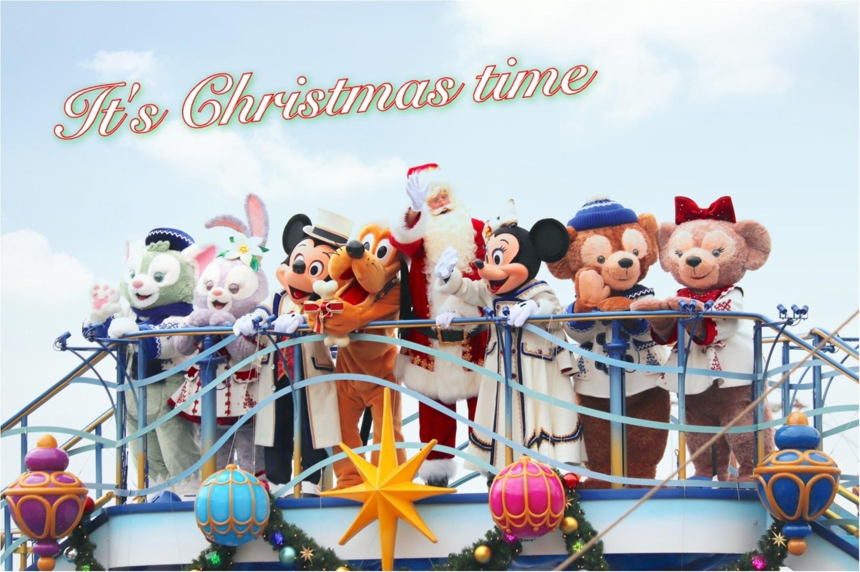 ▷【東京ディズニーリゾート】ファンが大興奮☆TDS New show『It's Christmas time』_2